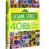 「セサミストリート」SESAME STREET DVDで英語学習