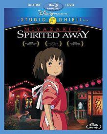 「千と千尋の神隠し」Spirited Away 北米版で英語学習