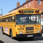 子ども英語の歌【The Wheels on the Bus/バスの歌】